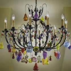 stylishly collection of murano glass fruit chandeliers