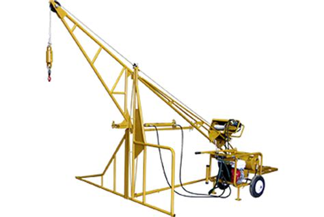 all seasons equipment 1000 hydraulic swing hoist