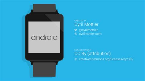 android wear devices android wear flat device frame cyril mottier