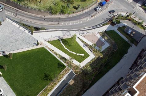 Landscape Architect St 16 St Park Townshend Landscape Architects