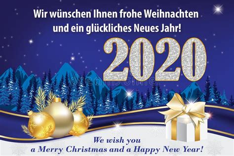 merry christmas greeting card german text stock images   royalty