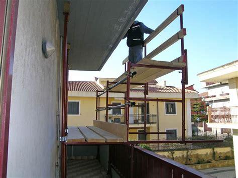 impalcature mobili ponteggio balcone o terrazzo a roma ma vi ponteggi edilizia