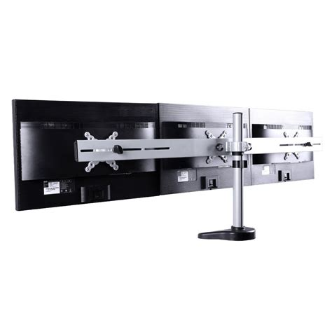 M15 Desk Mount For Triple Monitors Flexispot Desk Cl Monitor Stand