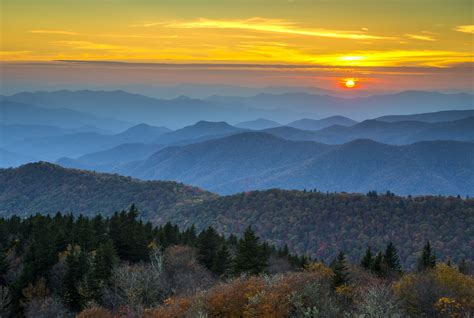 Blue Ridge Parkway | the blue ridge mountains cherylhamerphotography