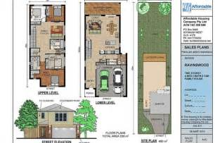 narrow lot 2 story house plans simple house plans with open concept three bedrooms