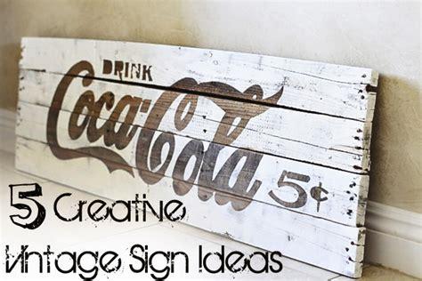 diy vintage wood signs wood bed designs