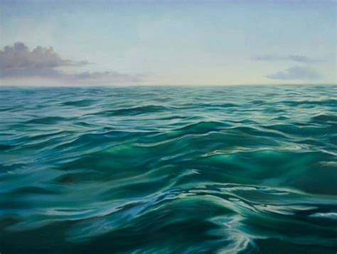 Glass Box Architecture by Saatchi Art Roads In The Sea Painting By Arturo Samaniego