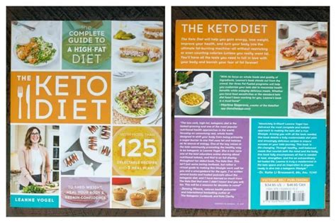 leanne vogel s the keto diet book review low carb yum