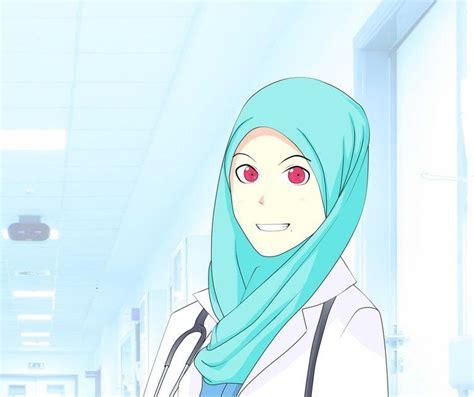 anime hijab muslimah keren anime hijab