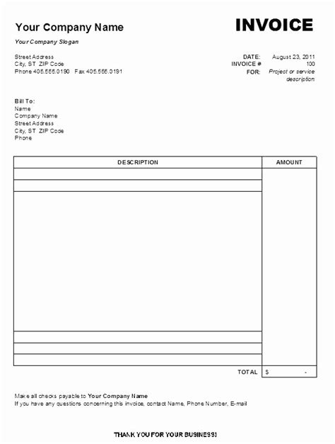 50 beautiful make your own invoice online free graphics