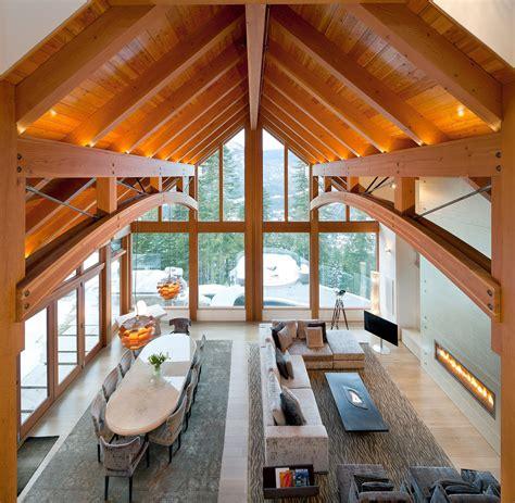 kadenwood timber frame home