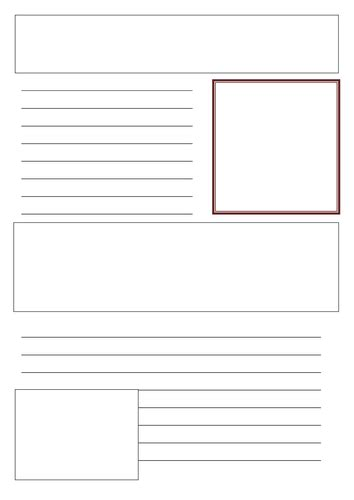 Fact File Template Ks2 fact file template by torstout teaching resources tes