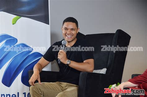 Platform Noah trevor noah is creating a platform to showcase sa
