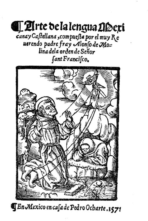 Arte de la lengua mexicana y castellana - Wikipedia