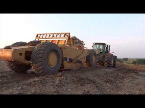 caterpillar 40 pull scraper | doovi