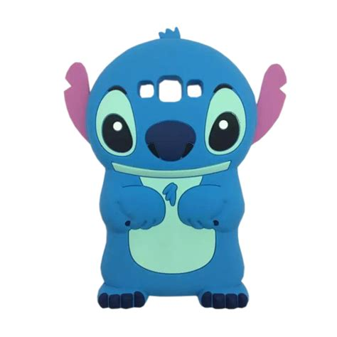 Softcase Cby Samsung J5 Stitch jual boneka kartun karakter stitch softcase casing for samsung galaxy j5 j500 silicon 3d