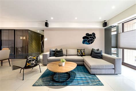 urban modern interior design modern urban dwelling by white interior design interiorzine