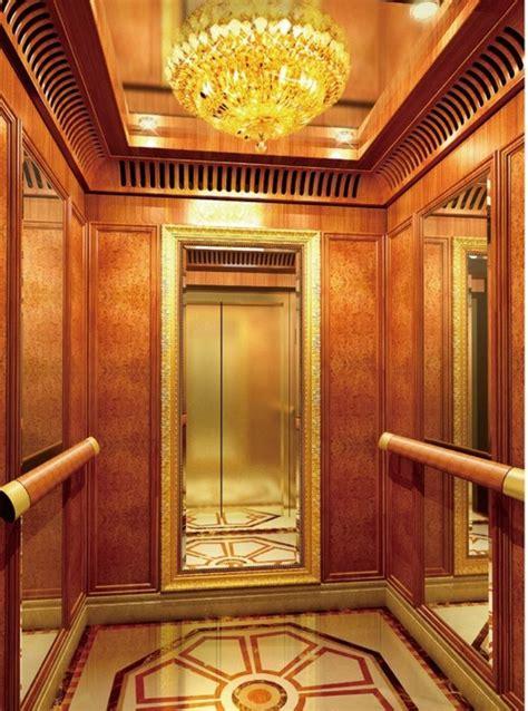china kg mirror finish passenger elevator