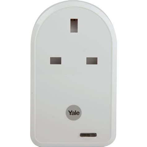 yale smart home alarm system power switch toolstation