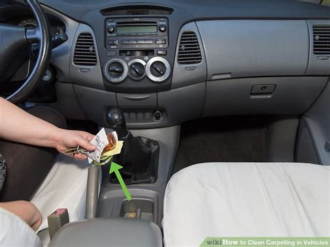 How To Shoo Car Interior At Home by Best Way To Out Car Carpet