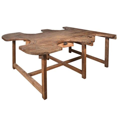 19th c cutter table at 1stdibs