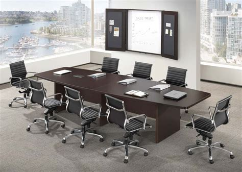 Boat Shaped Meeting Table Boat Shaped Conference Tables Office Furniture Warehouse