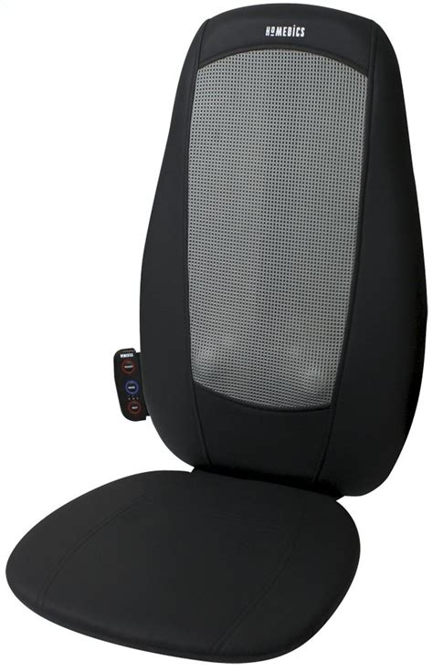 homedics cuscino shiatsu homedics shiatsu massagekussen sbm 179h collishop
