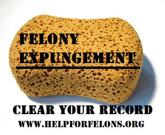 How To Clean Your Record Of A Felony Felony Expungement Everything You Need To