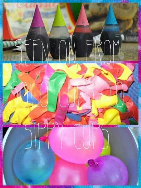 color water balloon fight best 25 water balloon fight ideas on water