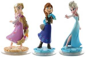 Disney Infinity Princess Disney Infinity Gets New Princess Figures And 20