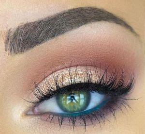 maquillage yeux verts : les secrets d'un regard émeraude