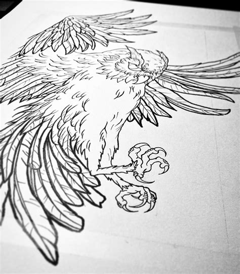 owl outline tattoo designs outline 1 design outline owl drawing pen