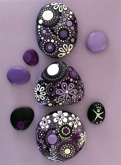 Painted Kitchen Furniture 40 Diy Mandala Stone Patterns To Copy