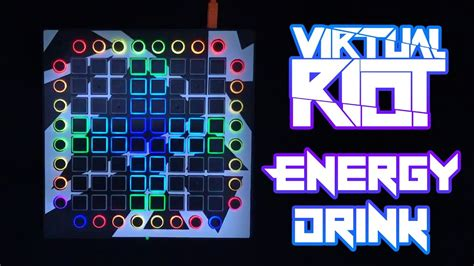 energy drink riot riot energy drink launchpad cover