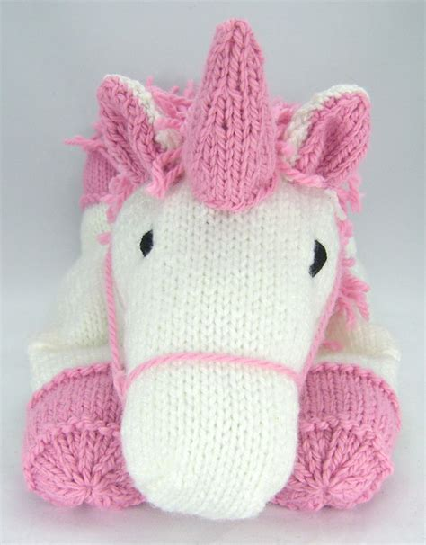 knitting pattern unicorn suki the unicorn pyjama case knitting pattern knitting