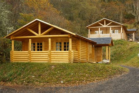 Cabins In Loch Ness by Loch Ness Log Cabins Photo Gallery