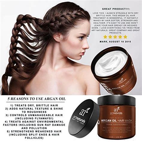 can you use argan oil after a perm art naturals argan oil hair mask deep conditioner 8 oz