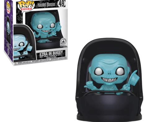 new haunted mansion pop! rides! coming soon to disney