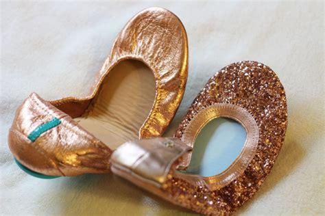 Gold Bridal Flats by Smartly Wed Reviews Yosi Samra Bridal Flats