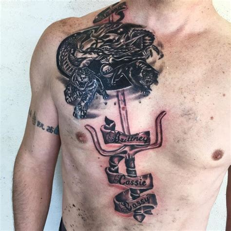 tattoo chest instagram 487 best images about chest tattoos on pinterest