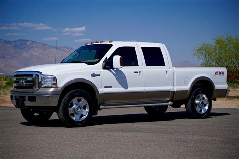 2006 ford f250 for sale 2006 ford f250 king ranch 4x4 diesel truck for sale