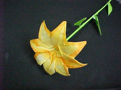 Large Origami Flowers - flower origami 171 embroidery origami
