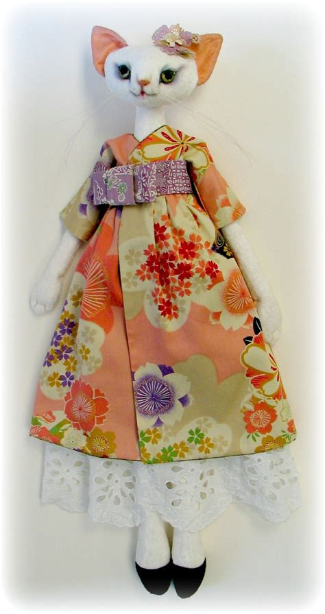 pattern fabric doll cloth doll making sewing projects patterns booklet and