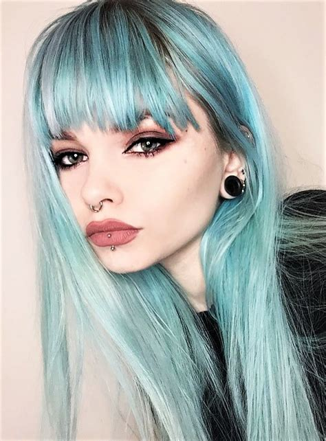 edgy haircuts and color 35 edgy hair color ideas to try right now witch hair