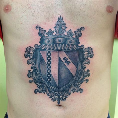100 s of family crest tattoo design ideas pictures gallery