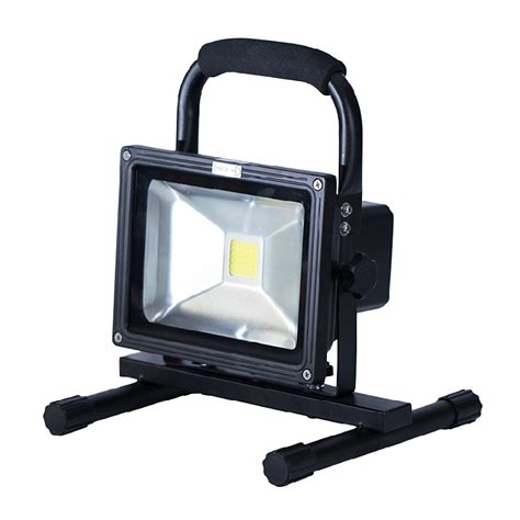 Portable Led Light by Led Portable Rechargeable Flood Light
