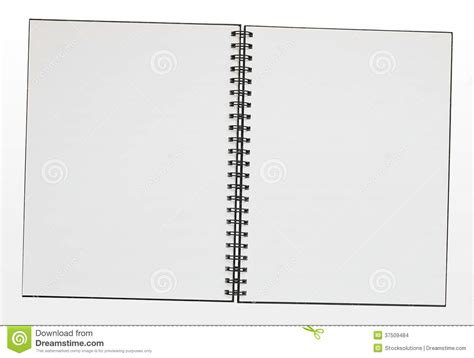 free photo notepad booklet paper notebook free image blank ring binder pad border stock images image 37509484