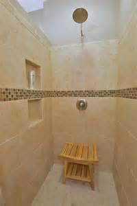 the quot mini infinity quot walk in shower no door to clean