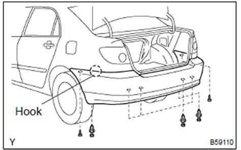 service manual how to replace 2006 toyota yaris enginge variable solenoid broke vvt valve toyota corolla repair manual replacement rear bumper exterior interior trim