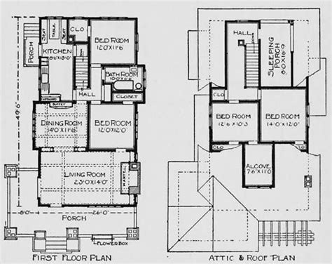 craftsman floor plans 2 story bungalow floor plans small craftsman house plans 2 story house home